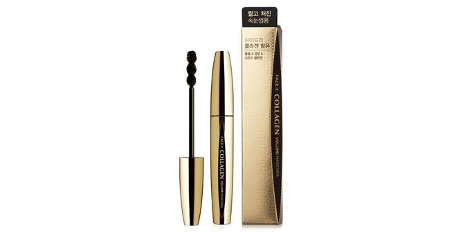Mascara Collagen Face it Collagen Volume The face shop