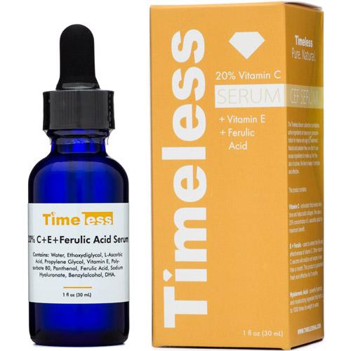 Serum Duong Sang Da Timeless 20% Vitamin C + Vitamin E + Ferulic Acid