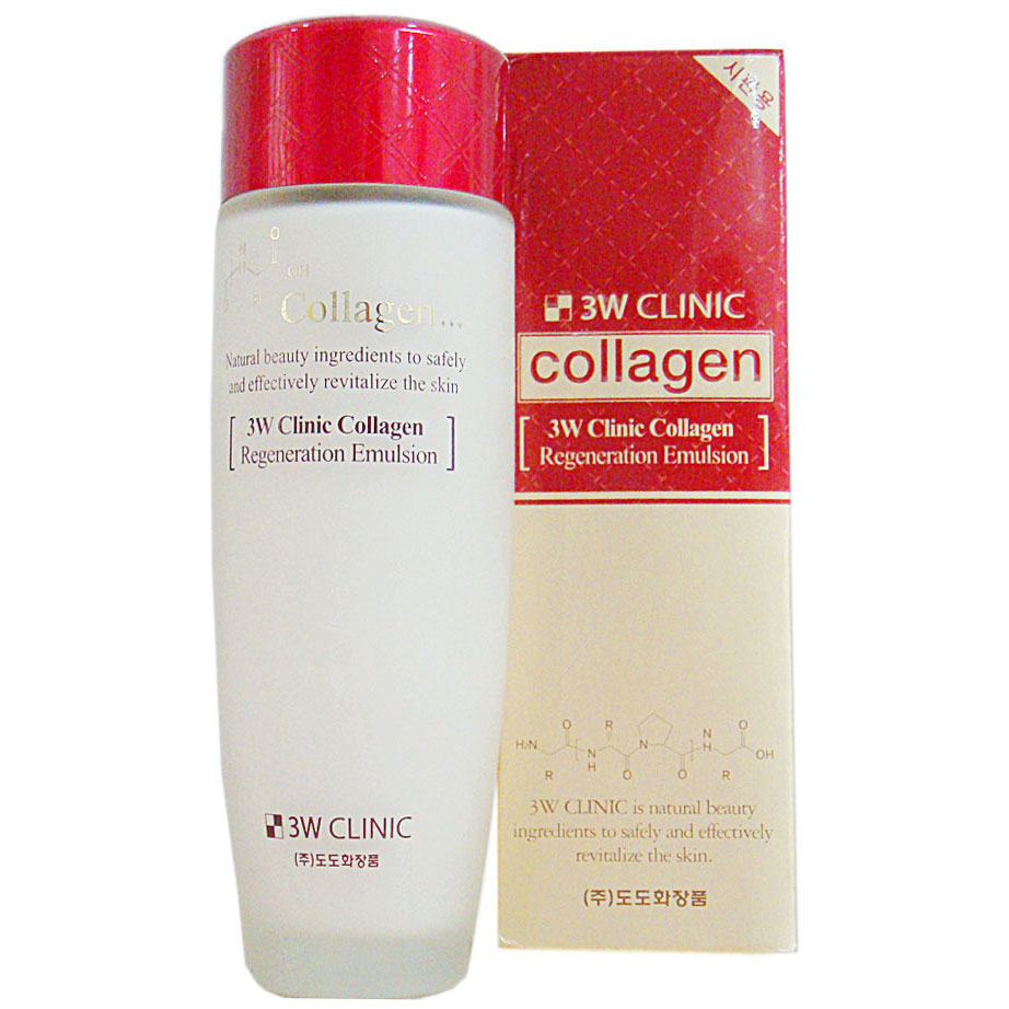 Nuoc hoa hong 3w Clinic Collagen White
