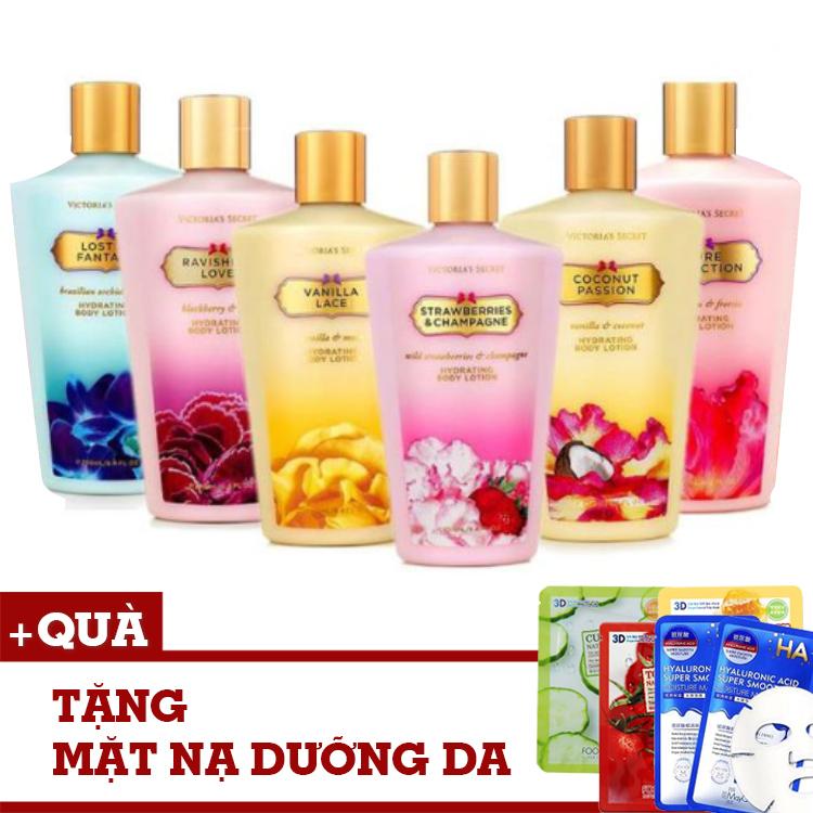 Dưỡng thể Victoria's Secret Amber Romance 250 ml