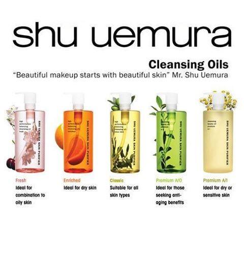 Dầu tẩy trang Shu Uemura Cleansing Oil Ultimate8