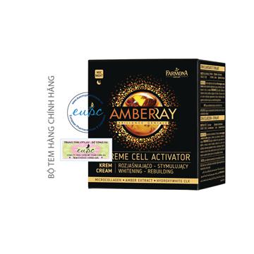 kem duong trang da ban dem Amberay