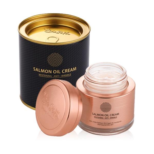 kem duong Salmon Oil Cream